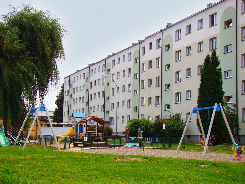 Plac zabaw przy ul. Krakowskiej